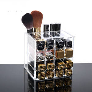 Wholesale cosmetic box: Drawers Cosmetic Organizer Jewelry Storage Acrylic Cabinet Box