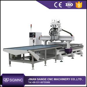 Wholesale cnc machinery: Full Automatic Panel Furniture Auto Loading Atc CNC Cutting Machinery