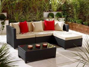 Wholesale cushions: Outdoor Sofa Sets