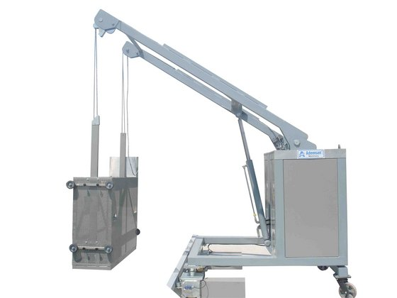 Facade Cleaning System Id 5759483 Product Details View