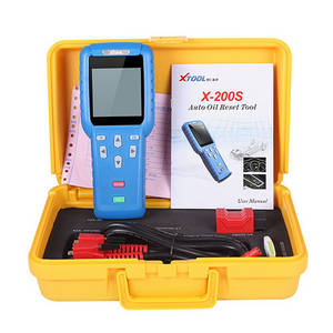 Wholesale diagnostic tools: XTOOL X200S Oil Reset Service Tool X-200 X200 Diagnostic Tool