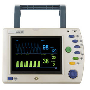 Wholesale ambulance: Portable SPO2 & CO2 Patient Monitor for Ambulance