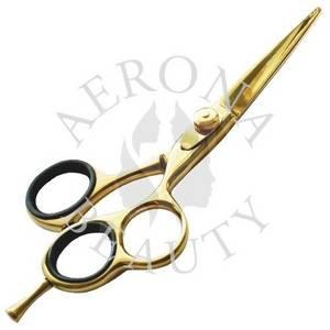 Wholesale Hair Scissors: Gold Plated Barber Scissors