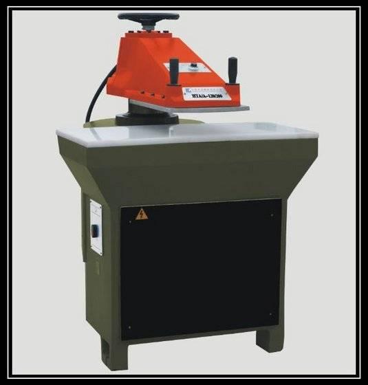 shoe making machine: Sell Hydraulic Swing arm cutting machine
