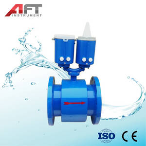 Wholesale lithium chloride: 4-20mA GPRS Output  Electromagnetic Flow Meter