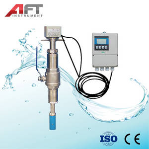 Wholesale air flow meter: Insertion Type Air Vortex Flow Meter