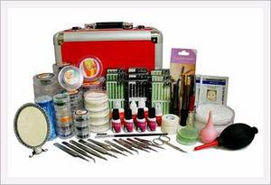 Wholesale tweezers eyelash extension: Professional Pro Set