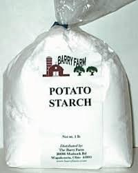 Wholesale snack: Potato Starch