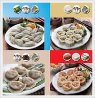 Natural Food Dumpling