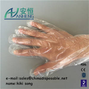Wholesale Household Gloves: Disposable PE Gloves