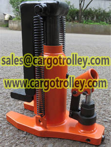 Wholesale Hydraulic Tools: Hydraulic Bottle Jack with Toe Lift Pictures and Details