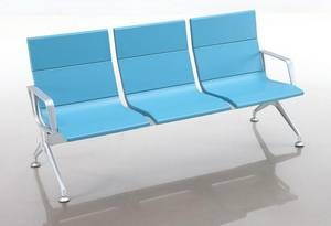 Wholesale foam pad: Airport Terminal Lounge Seats PU Foam Padding