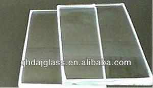Wholesale mechanical watches: 4mm 5mm 6mm Raw Flat Borosilicate Glass Sheet