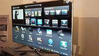 Wholesale internet: SAMSUNG UN65ES8000F UN65D8000 65inch 3D Ultra Slim LED LCD Internet Smart TV FULL HDTV Wifi