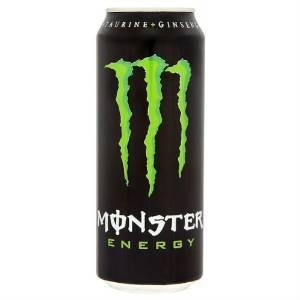 Wholesale monster energy drinks 500ml: Monster Energy Drink 24 X 500ml Cans