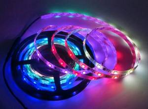 Wholesale led controller: Controller Needless WS2811 Dream Magic Color 5050 LED Strip,  60LED/M IP65 Waterproof