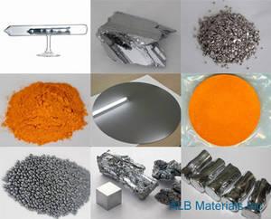 Wholesale niobium nitrate: Semiconductor Materials