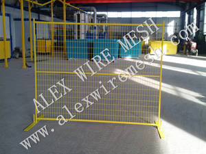 Wholesale white board: Construction Wire Mesh Fence
