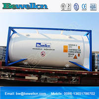 20ft Liquid Helium Tank Container from Bewellcn, China