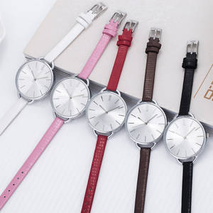Wholesale bangles: Bangle Leather Watch