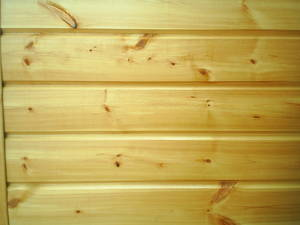 Wholesale truck: Squared Timber Imitation