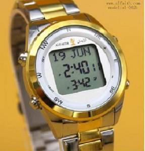 Wholesale gifts: Islamic Watch Alfaith Watch Islamic Azan Watch Islamic Gift