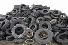 Sell scrap rubber tire