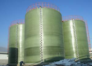 Wholesale pressure tank: GRP Vertical  Pressure Tank