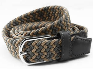 Wholesale Belts: New Style Elastic Braid Belt  for Jeans