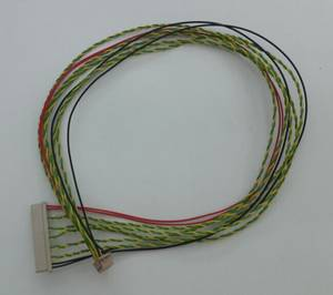 Wholesale Wiring Harness: 20Pin Hirose LCD LVDS Cable Assembly/ Wire Harness