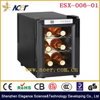 2012 Hot Selling Mini Thermoelectric Wine Cooler
