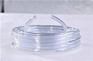 Wholesale PVC: PVC Transparent Soft Hose