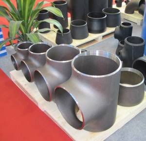 Wholesale Pipe Fittings: Astm A234 P11 Seamless Steel Tee