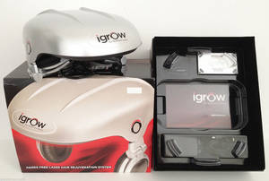 Wholesale hair regrowth: Igrow Hand Free Laser LED Light Therapy Hair Regrowth Rejuvenation
