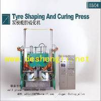 Sell Hydraulic tire curing press