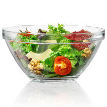 Wholesale salad bowl: Salad Glass Bowl Glass Plate  Glass Saucer Glass Dishes