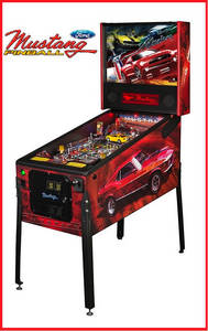 Wholesale for cars: Stern Ford Mustang PRO Pinball Machine