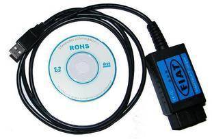 Sell Fiat Scanner OBD2 EOBD USB Diagnostic Cable