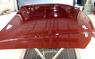 auto refinish acrylic varnish clearcoat allone car