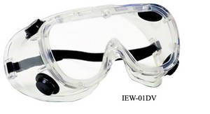 Wholesale chemical respirator: goggles