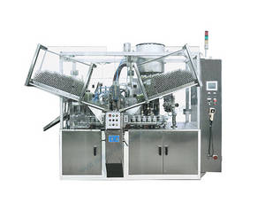 Wholesale sealing machine: GZ05 Automatic Toothpaste Filling and Sealing Machine