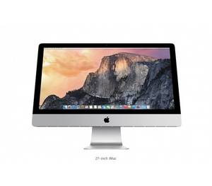 Wholesale imac 27 inch: Sale New 2015 27-inch Imac with Retina 5k Display