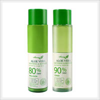 ALWAYS21 Soothing & Refresh Aloe Vera 90% Toner and 80% Emulsion
