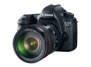 Wholesale weatherproof phone: Canon EOS 6D Kit with 24-105 Lens