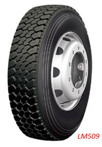 bus tyre: Sell Long March Roadlux TBR Drive Radial Drive Tire with ECE (LM509)