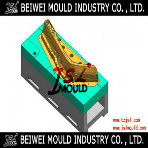 Wholesale plastic injection mould: Good Quality Injection Plastic Auto Air Spoiler Mould