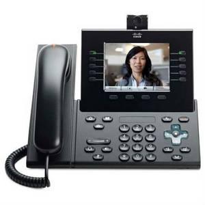 Wholesale cisco voip: Cisco IP Phone CP-9951-C-CAM-K9 Cisco IP Video Phone