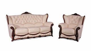 Wonderful Leather Wood Sofa,Italy Wooden Leather Wood Sofa,Italy Wooden Sofa,Leather  Wood Furniture