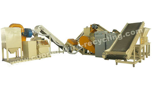 Other Recycling Products: Sell Copper Wire/Radiator Recycling Machine