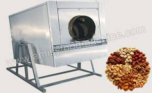Wholesale crispy sesame: Multifunctional Sesame Roasting Machine